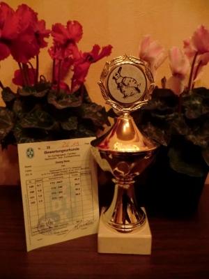 Bewertungsurkunden, Pokal 001 (Andere)